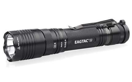 Туристический фонарь Eagletac T25V XHP70.2 холодный, черный, 11 режимов