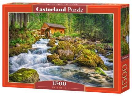 Пазлы Castorland Водяная мельница С-151783 1500 деталей