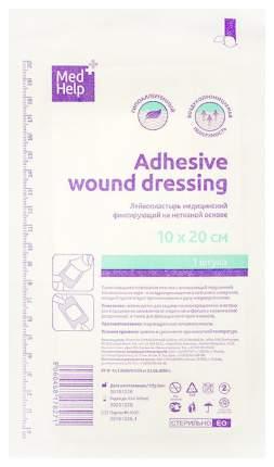 Повязка на рану MedHelp стерильная 10 х 20 см №1