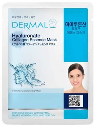Маска для лица Dermal Hyaluronate Collagen Essence Mask 23 мл