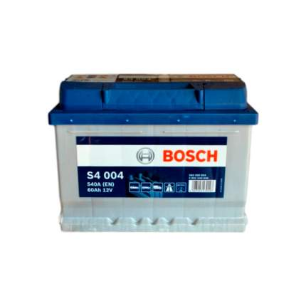 0 092 S40 040_аккумуляторная Батарея! 19.5/17.9 Евро 60ah 540a 242/175/175 Bosch