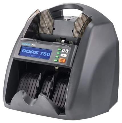 Счетчик банкнот Dors 750 Серый Металик (FRZ-022172)