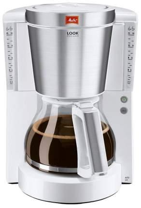 Кофеварка капельного типа Melitta Look IV De Luxe White