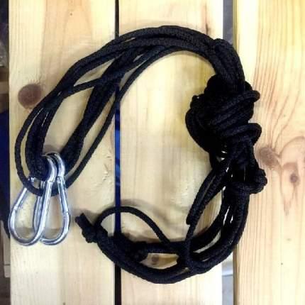 Веревки для гамака RamaYoga 695841 черные