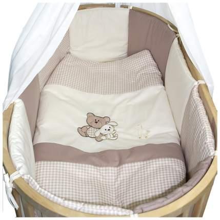 Комплект детского постельного белья L'Abeille Крем-брюле 7023