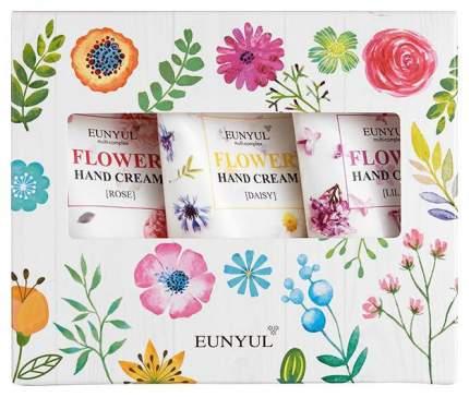 Подарочный набор Eunyul Flower Hand Cream Set