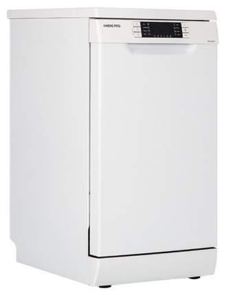 Посудомоечная машина 45 см Hiberg F48 1030 W white