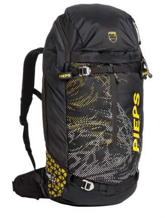 Лавинный рюкзак Pieps Jetforce Tour Pro черный, 34 м