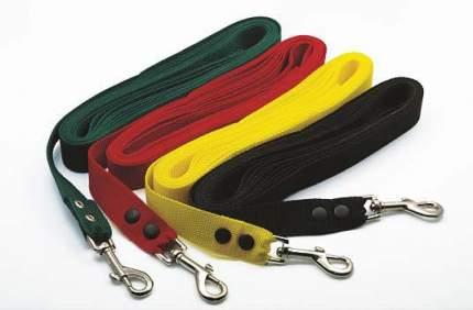 Поводок для собак капроновый ВАКА 1,7м/12мм, 4 цвета в ассортименте