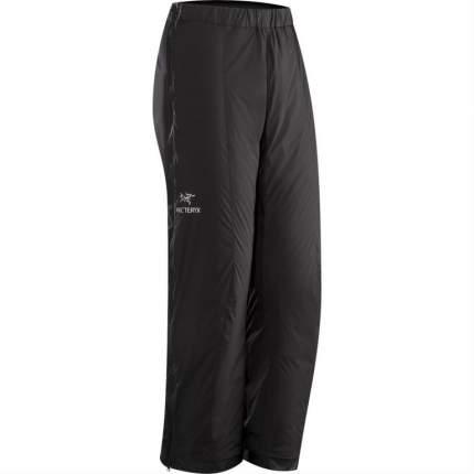 Спортивные брюки Arcteryx Atom LT, black, XXL INT