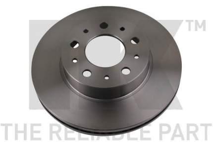 Тормозной диск Nk 204828