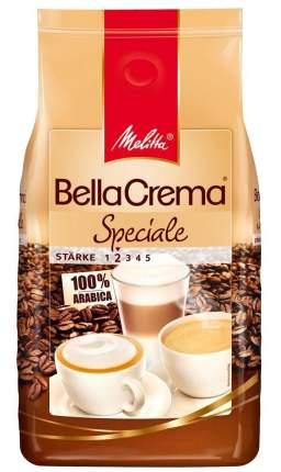 Кофе зерновой Melitta bella crema speciale 1 кг