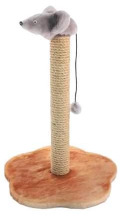 Когтеточка Дарэлл Чип с мышью для кошек 38 х 38 х 59 см
