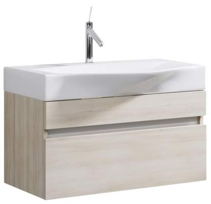 Тумба для ванной Aqwella Ber,01,08/A без раковины