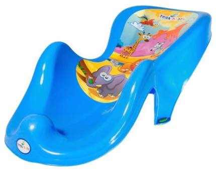 Горка для ванны Tega Baby Сафари синий