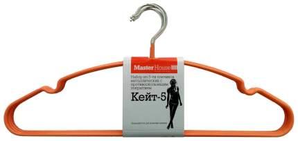 Вешалка MasterHouse Кейт-5 60288 оранжевый