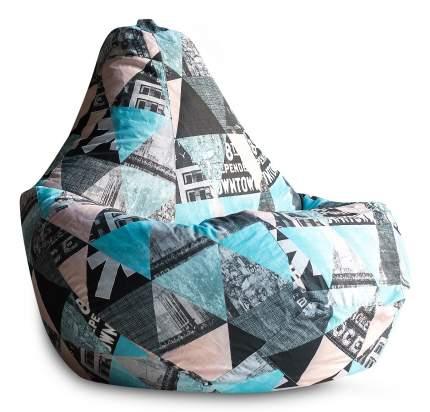 Кресло-мешок DreamBag Style XL, разноцветный