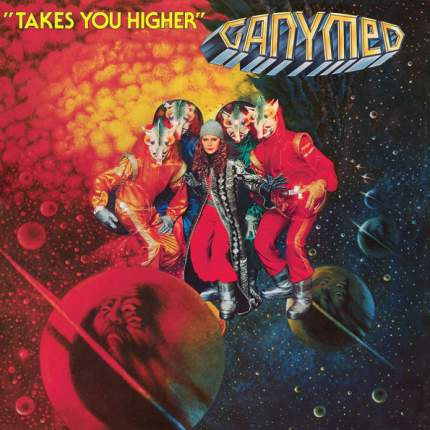 "Виниловая пластинка Ganymed ""Takes You Higher"" (LP)"