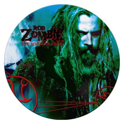 Виниловая пластинка Rob Zombie   The Sinister Urge (Picture Disc)(LP)