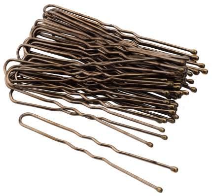Набор шпилек для волос Гурмандиз Коричневый 5 см