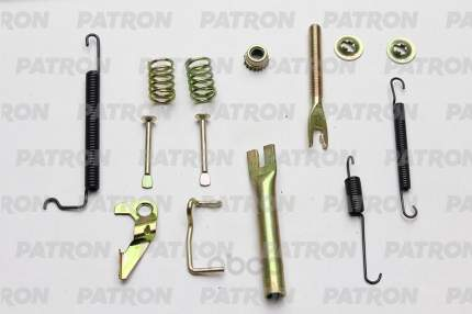 Ремкомплект тормозных колодок PATRON для Daewoo Nexia (барабан) задний правый PSRK006KOR