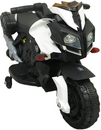 Электромотоцикл Be2Me двухколесный белый