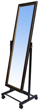 Зеркало напольное Мебелик 1997 35х138 см, венге