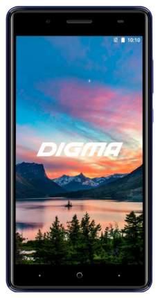 Смартфон Digma HIT Q500 3G 8Gb Blue