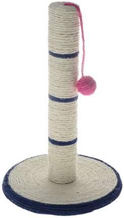 Когтеточка для кошек Triol S-819 Столбик с шариком