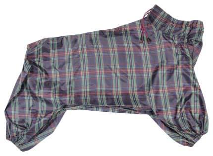 Комбинезон для собак Gamma унисекс, синий, длина спины 48 см