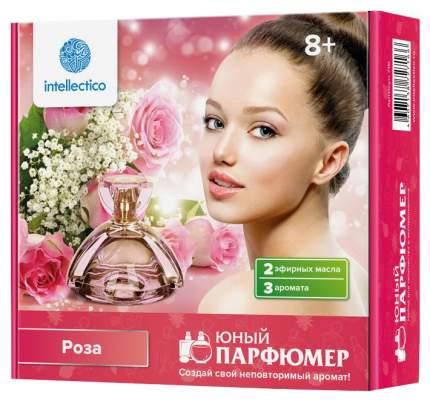 Набор юного парфюмера Intellectico Юный парфюмер мини Роза