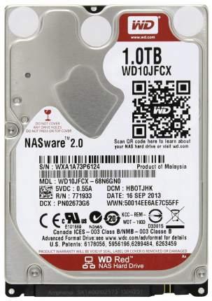 Внутренний жесткий диск Western Digital 1TB (WD10JFCX)