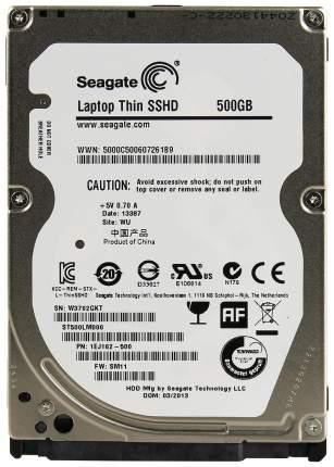 Внутренний жесткий диск Seagate Momentus Thin 500GB (ST500LM000)