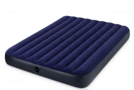 Intex, 64759, Надувной матрас Classic Downy Airbed Fiber-Tech, 152х203х25см