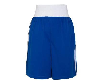 Шорты боксерские Adidas Boxing Short Punch Line синие XL