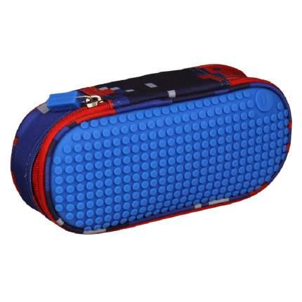 Пенал школьный пиксельный Upixel Super class pencil case WY-B012 Небесно-синий