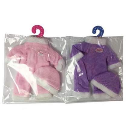 НАША ИГРУШКА Комплект одежды для куклы Пушинка, 2 предмета YLC35G
