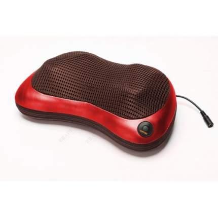 Массажная подушка для шеи и плеч BRADEX Red