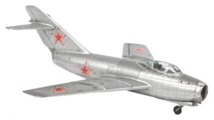Модели для сборки Звезда Советский истребитель МиГ-15 7317з