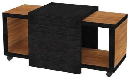 Журнальный столик Глазов мебель Хайпер 1 GLZ_61802 100х49,2х52 см, венге/палисандр