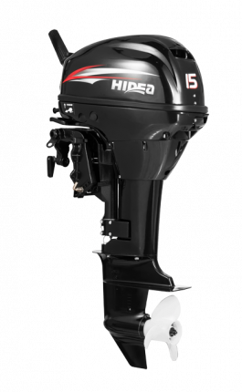 Лодочный мотор Hidea HD15FHS 15 двухтактный