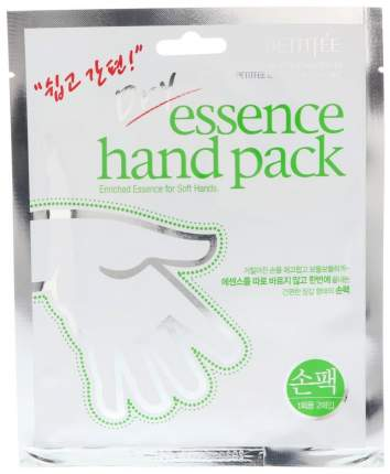 Маска для рук Petitfee Dry Essence Hand Pack 14 г