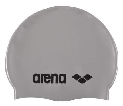 Шапочка для плавания Arena Classic Silicone Cap 51 silver