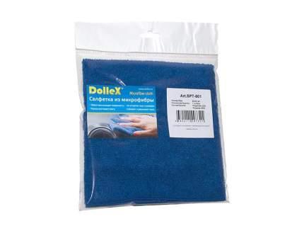 Салфетка из микрофибры 30х40 см Dollex SPT-001