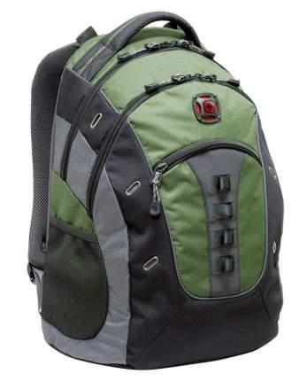Рюкзак Wenger Granite 27335070 зеленый 27 л