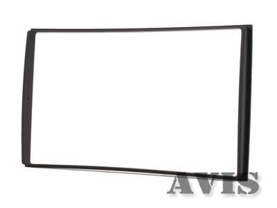 Переходная рамка 2DIN AVS500FR (#097) для NISSAN