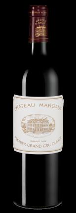 Вино Chateau Margaux, 1986 г.