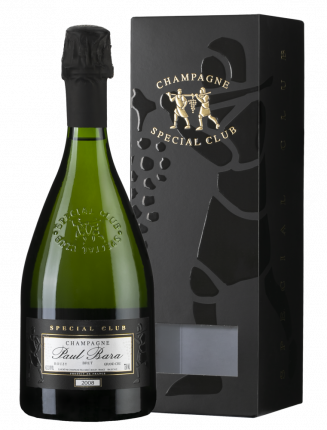 Шампанское Special Club Brut Grand Cru Bouzy, Paul Bara, 2008 г.