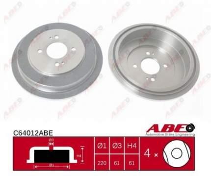 Тормозной барабан ABE C64012ABE