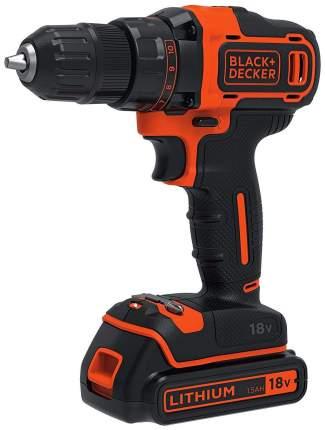 шуруповерт Black  Decker BDCDD186K1B-QW